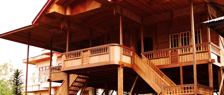 Rumah Kayu Manado – Konsep Tradisional, Kualitas Eksport