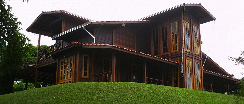 Rumah Kayu Panggung Manado (RKPM) – Rumah Traditional Minahasa